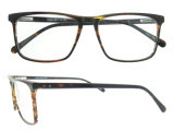 Ацетат Eyewear рамки зрелища ацетата стильного конструктора холодный Handmade