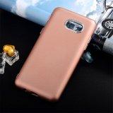 La suavidad brillante del OEM Delgado-Ajustó la cubierta del teléfono de TPU para Samsung J2