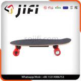 Fácil aprender el patín Hoverboard eléctrico que coloca Longboard
