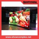 Muestra a todo color de interior de la visualización de LED para la alameda de compras (512mm*512m m P4)