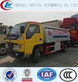 Forland 3000liters LHDかRhdのオイルタンクの道のトラック