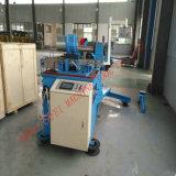 Câmara de ar espiral que dá forma à máquina para a fatura do duto da ventilação HAVC