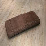 رماديّة [فولدبل] قطن كلب حصير فراش أريكة [بدّينغ] محبوب فراش سرير