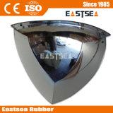 De Acryl Materiële Convexe Spiegel met hoge weerstand van de Koepel van het Kwart van de Veiligheid
