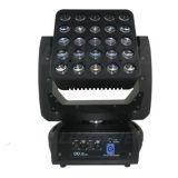 Matrix-bewegliches Hauptlicht Stadium 25X30W DJ-LED