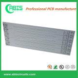 Placa clara material do PWB do diodo emissor de luz do metal