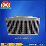 結合されたアルミニウム脱熱器は別のサイズをすることができる