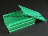 Enlace durable de alta resistencia de la bandeja de cable de la fibra de vidrio FRP