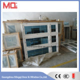 Ventana de aluminio del marco del diseño de la parrilla de la alta calidad para vender