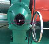 Frantumatore del rullo gemellare dell'asta cilindrica due con il miscelatore di riserva