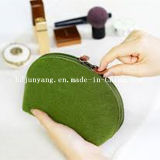 Kosmetische Zak van EVA van de Doek van het volume de Opbrengst Gevoelde