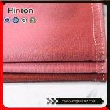 Cor-de-rosa de licra de algodão tricot de denim