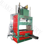 Y82-30 Tambor Vertical Barril Prensa Hidráulica trituradora de la empacadora /Aplanador/compactador/Bucker/