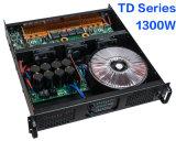 Td Versterker van de Macht van de Reeks de Professionele Digitale met Transformator (td-1300)