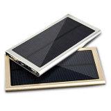 Powerbank 보편적인 태양 12000mAh Ultra-Thin 태양 충전기 외부 건전지 팩