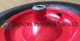 колесо 4.00-8 /400-8 пневматическое резиновый с стальной оправой
