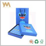 Sacs de empaquetage de papier personnalisés de cadeau de modèle pour la sucrerie