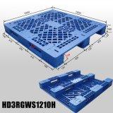 Goedkope HDPE van de Goede Kwaliteit van de Prijs Blauwe Plastic Pallet