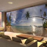 高品質のホーム装飾の防水景色の壁の壁画の印刷