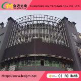 Display LED para grande publicidade comercial com baixo preço de fábrica design especial