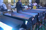 im Freien bunte der Wand-108PCS Wand-Unterlegscheibe Nj-L108A Wäsche-des Licht-LED