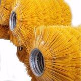 Cepillo de nylon del rodillo de los PP para el ganado