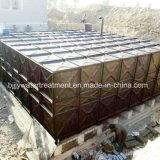 L'émail réservoir d'eau en acier pressé avec une bonne garantie