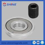 Fertigbeton-Verschalung-Zubehör-magnetische Festlegung-Stahlplatte Nsm-Bm20
