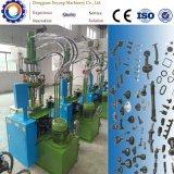 Máquina moldando da injeção plástica vertical plástica para o cabo