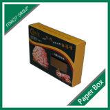 음식 급료 쇠고기 패킹을%s 물결 모양 음식 상자