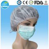 gancho SBPP desechable de 3 capas cara no tejida máscara