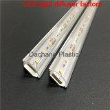 Polycarbonat-Plastikprofil für LED-Streifen
