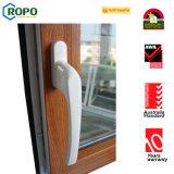 이중 유리를 끼우는 유리제 오프닝 PVC 여닫이 창 프랑스어 Windows