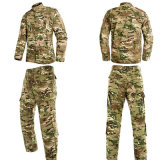 Uniformes d'armée de combat d'ACU de configuration de régfion boisée de polyester du coton 20% de 80%