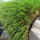 住宅および装飾用のDuableの緑の人工的な草のマット