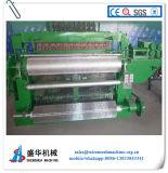 Alimentazione della saldatrice automaticamente saldata della rete metallica della macchina/della maglia del rullo del collegare