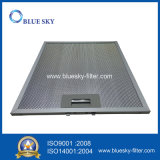 Rimontaggio di alluminio del filtro dal grasso del cappuccio dell'intervallo per il Al-Filtro 4857 da Klarstein