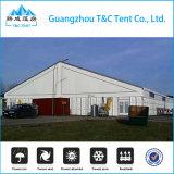Tente de stockage de portes de garage de grande taille de 1000 m² pour le stockage temporaire