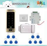 Bloqueo de puerta Keyless costado electrónico de entrada de la seguridad RFID del hotel impermeable eficiente del bloqueo de puerta