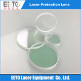 Лазер защитное Windows сплавленного кремнезема Ar для лазера Fiber/YAG/CO2 подвергает механической обработке