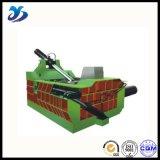 Pequeña prensa hidráulica del metal para el equipo de la chatarra