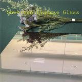 4mm-12mm Temperable vidrio flotado de espejo/edificio de cristal con el medio ambiente