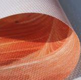 Einseitige Digital gedruckte Belüftung-überzogene Ineinander greifen-Baumwollstoff-Fahne
