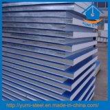 Дешевой панели металла сандвича крыши/стены EPS изолированные пеной стальные