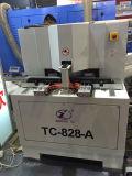 De houten Semi Automatische Dubbele Scherpe Machine van de Zaag Cabinent met 45 Graad (tc-828A)