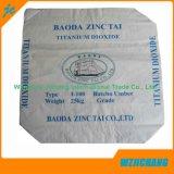 Bolsa de papel Kraft de cemento de 50 kg