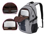 OEM High Quality Camping Sports de plein air Travel Laptop / Computer Solar Backpack