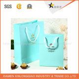 Bolsas de Natal de papel impresso Gift Packing Bag for Garment & Shoes & Sunglass