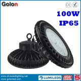 Fabricant lampe LED Meanwell UFO 130lm/W facteur prix bon marché 250W 200W Industrial LED High Bay lumière 150W