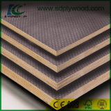 1220X2440X18 Anti-Slip/Wiremeshed Brown Film Faced Plywood for Floor Truck